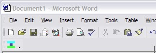 Wordfast installed